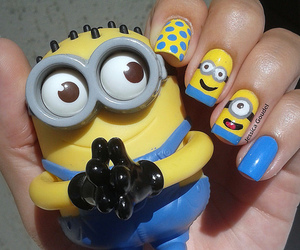 5, manicure, and nails image