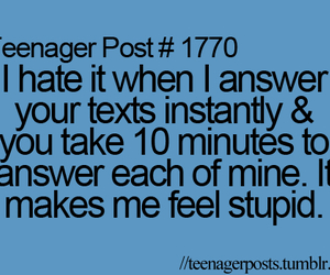 teenager post, lol, and quotes image