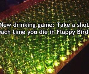 Shots and flappy bird image