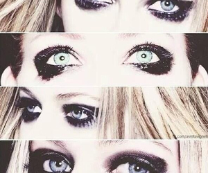 Avril Lavigne, eyes, and perfect image