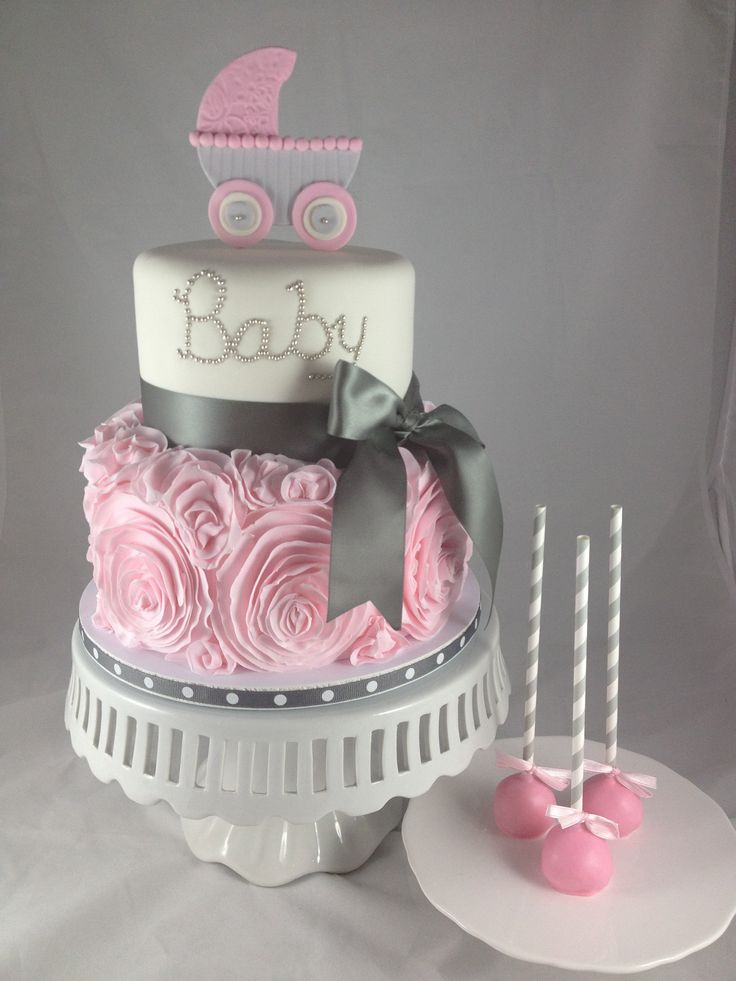 Baby Shower Cake Ideas Discovered By Totally Love It