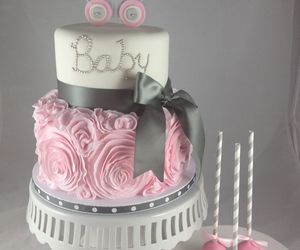 baby shower cake ideas image
