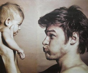 boy, photography, and dady image