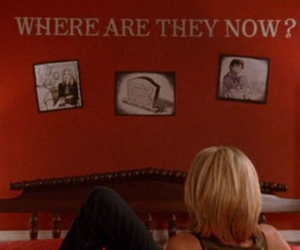 one tree hill, oth, and red bedroom image