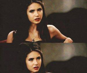 tvd, the vampire diaries, and katherine image