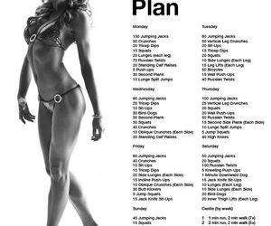 body, exercises, and change image