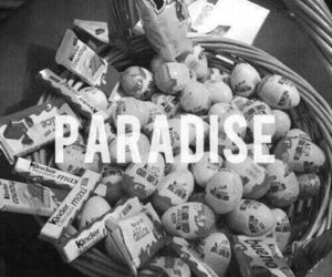 paradise, chocolate, and kinder image