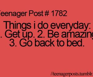 amazing, teenager post, and bed image