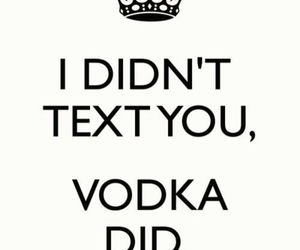 vodka, did, and quote image