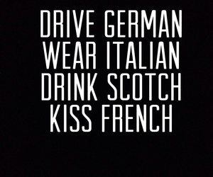 french, italian, and quotes image