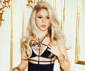 shakira, sexy, and blonde image