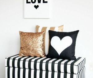 <3, style, and decor image