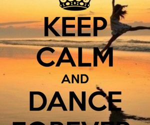 dance, forever, and calm image
