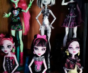 spectra, Venus, and monster high image