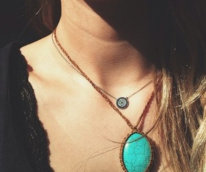 necklace and vintage image