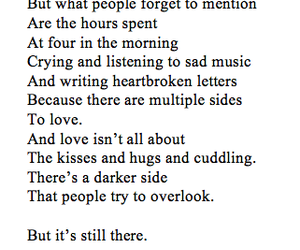 heart broken, lost, and lovers image