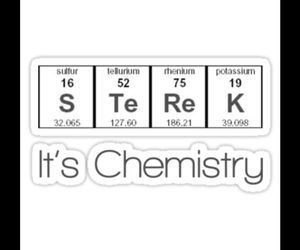 chemistry, teen wolf, and sterek image
