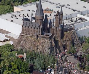 disney, orlando, and harry potter image