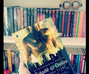 books, love, and the mortal instruments image