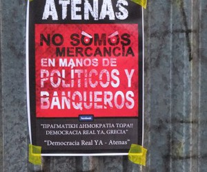 Athens, wake up, and politicos image