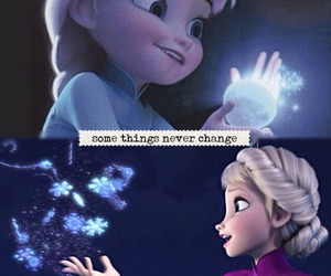 change, frozen, and princess image