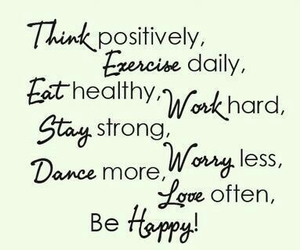 love, healthy, and dance image