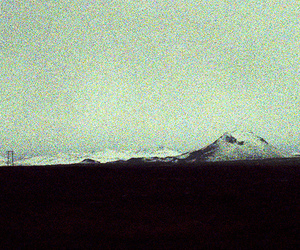 film grain, grainy, and iceland image