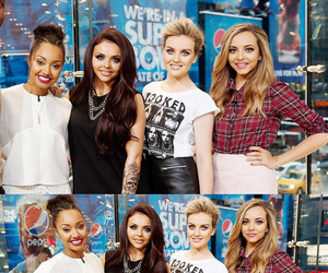 mixer, perrie edwards, and little mix image
