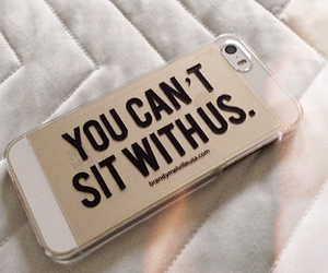 case, iphone, and mean girls image