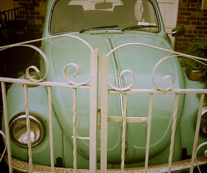 beetle, pretty, and Volkswagon image