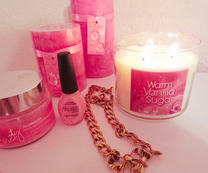 candle, girly, and girly things image