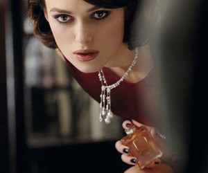 chanel, keira knightley, and dress image